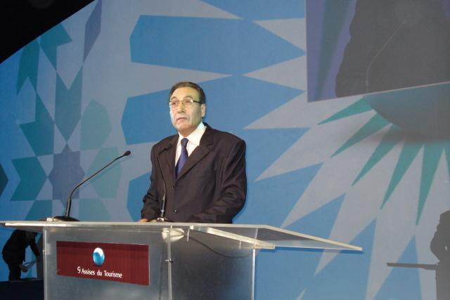 Allocution d 39 ouverture du directeur g n ral de l 39 agence de for Mohamed mbarki