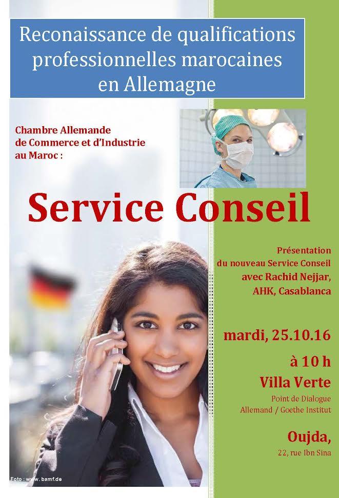 Reconnaissance de qualifications professionnelles pour - Chambre franco allemande de commerce et d industrie ...