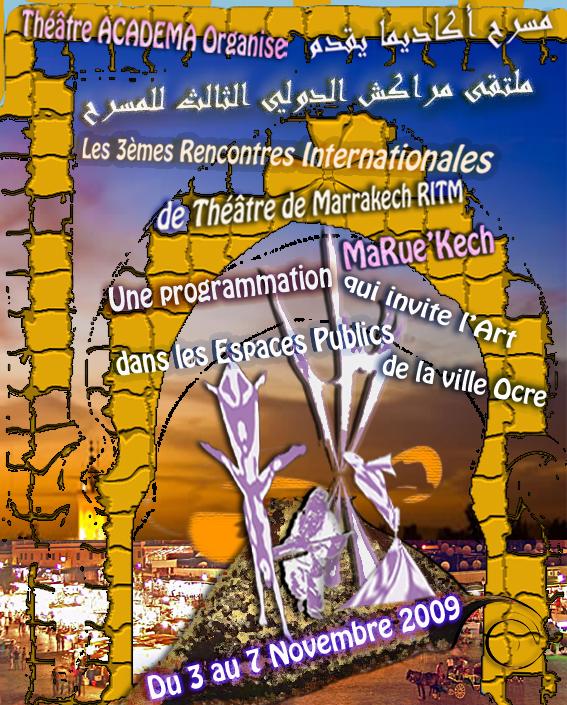 rencontres sur marrakech