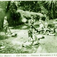 Patrimoine-oujda-femme-marocaine-sidi-yahya