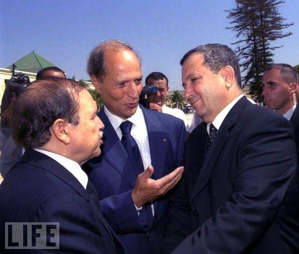 النظام الجزائري وإسرائيل: علاقات ولقاءات وجلسات ومصافحات وتعاون تجاري