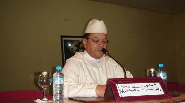 محاضرة الدكتور مصطفى بنحمزة بالمعرض الدولي للكتاب حول موضوع : الاسلام وكيفية التعامل مع الأغيار VIDEO