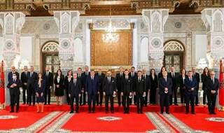 SM le Roi préside la cérémonie de nomination des membres du nouveau gouvernement