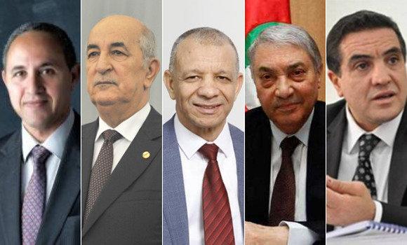 Situation pré-électorale brinquebalante en Algérie