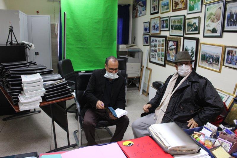 بفاس : الكاتب والصحفي الأستاذ محمد الزوهري يصدر عملا روائيا تحت عنوان …..طائر الجبل