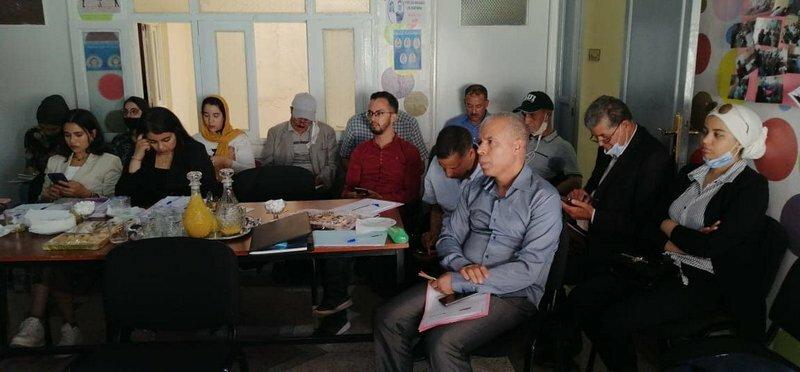 Reportages responsables sur les violences faites aux femmes au Maroc