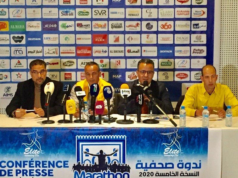 Sport-athlétisme La 5è édition du marathon international de Fès Dimanche 12 janvier 2020