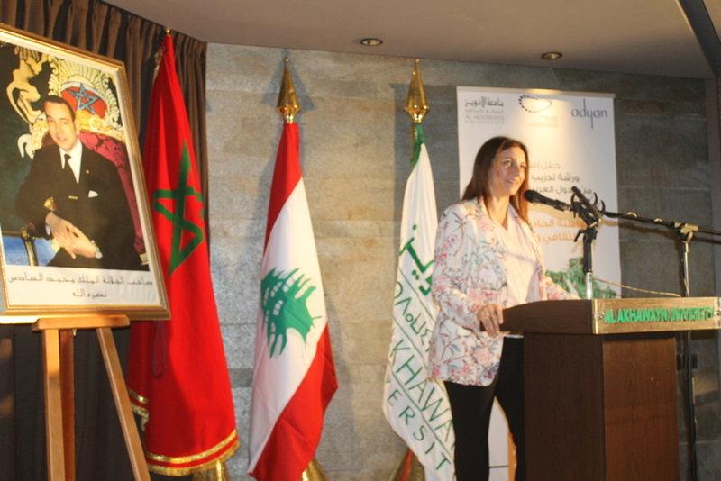 La citoyenneté et la diversité culturelle au centre des débats D'un atelier deformation à Ifrane