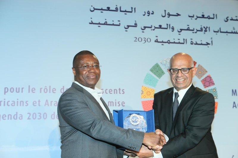 Le Forum du Maroc : Les Droits de l'Adolescence et de la Jeunesse comme pilotes du Développement Durable