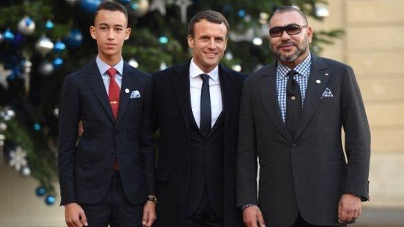 Grand défenseur de l'environnement : Le Roi Mohammed VI, accompagné du Prince Héritier Moulay Al Hassan, participe au «One Planet Summit» de Paris.