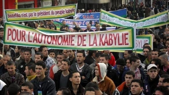 """السيد عمر هلال : ان """"شعب القبايل الذي كان موجودا قبل فترة طويلة من قيام الدولة الجزائرية له أيضا الحق في تقرير المصير"""