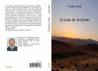 Un peu de lumière sur mes deux livres publiés en France / Tayeb Zaid