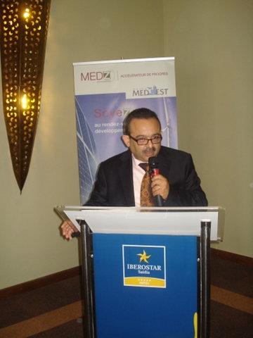 MED Z présente l'agropole de Madagh et la technopole d'Oujda
