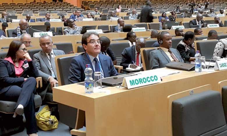 Belle déculottée diplomatique algérienne prise à Addis-Abeba