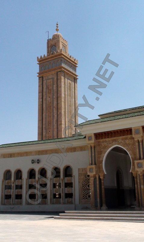 oujda ville des mosquées – VIDEO