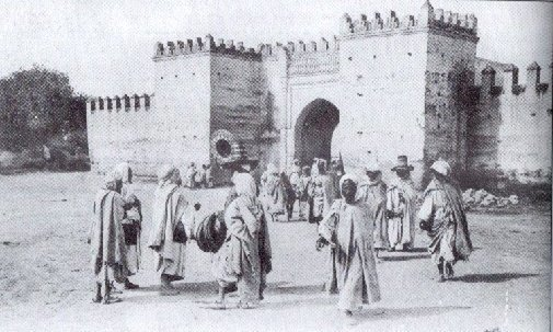 تاريخية اسم مدينة وجدة