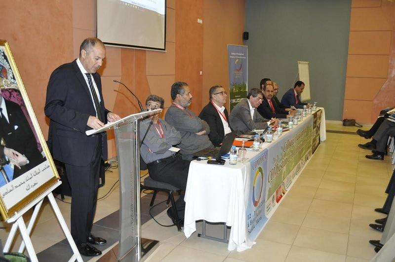 افتتاح الندوة الفرنكوفونية حول موضوع «الاحتراق وتلوث الهواء