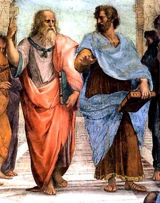 مدارات فلسفية:افلاطون الجمهورية والمثالية؟