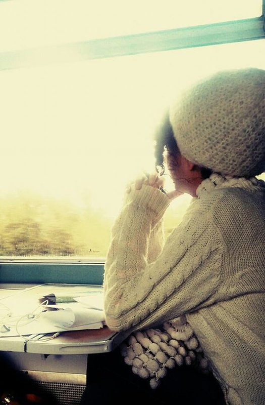 La vie est comme un train