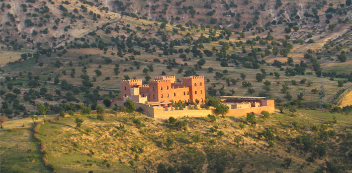 Tourisme Responsable WTM Londres Atlas Kasbah d 'Agadir honore le Maroc en remportant le Trophée international.