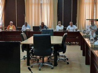انعقاد أشغال مجلس جامعة محمد الأول بالدراسة والمصادقة على ميثاق الحركية للطالب وميثاق الأطروحة لسلك الدكتوراه
