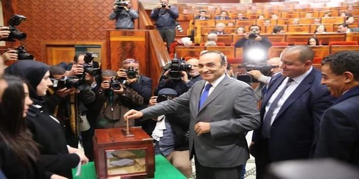 Un parlement dépareillé