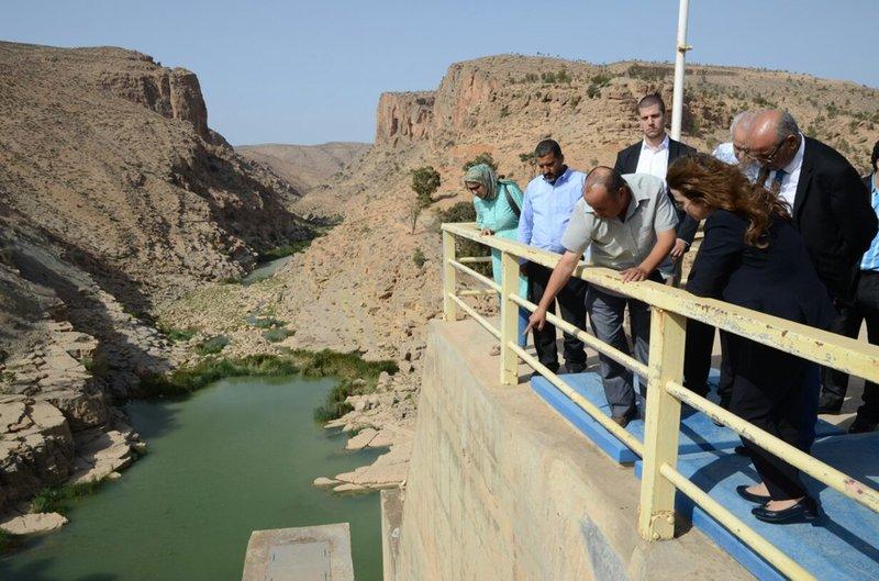 Oujda : La situation hydrologique au niveau de la région de l'Oriental Au centre des Débat avec Charafat Afailal – VIDEO