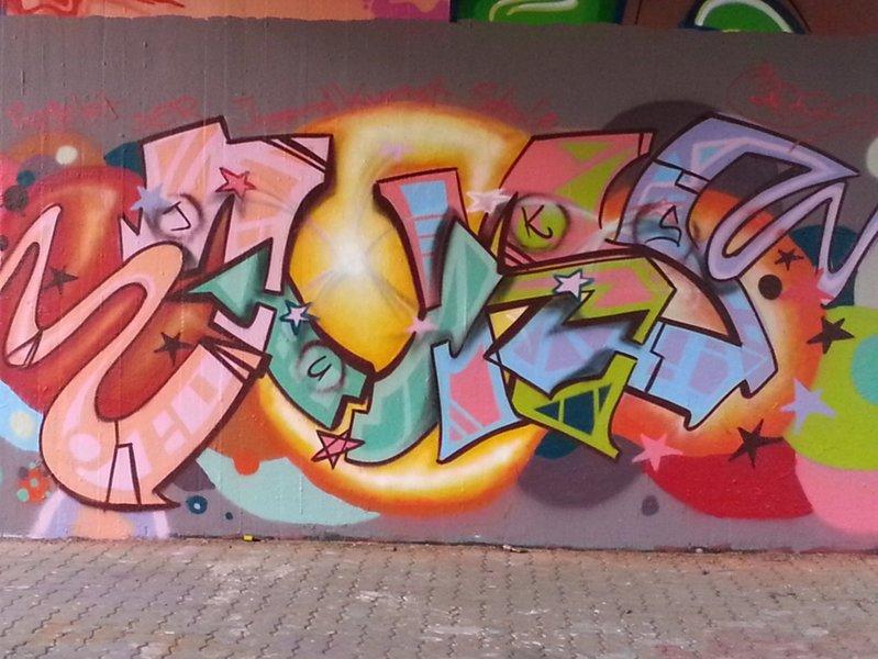 """Invitation aux jeunes marocain(e)s au projet de graffiti """"7ell 3inik !"""""""