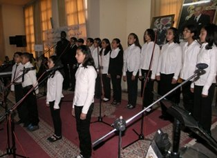 إعدادية الفتح ببوعرفة تفوز في المهرجان الوطني الثالث للمجموعات الصوتية