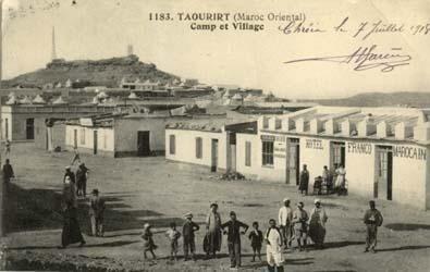 TAOURIRT / LA COLLINE DU ZA ( 4eme partie)
