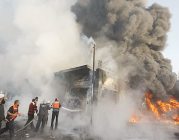 حماس والمال السياسي بعد حرب غزة