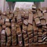 مصالح ولاية أمن وجدة توقف مروجا للمخدرات وتحجز 20 كيلوغراما من مخدر الشيرا