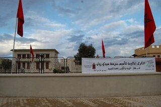 أنشئت في سنة 1907، مدرسة سيدي زيان بالمدينة القديمة بوجدة أول مؤسسة تعليمية عصرية بالمغرب