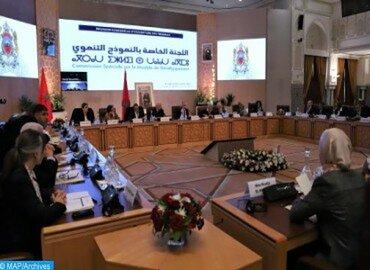 la Commission Spéciale sur le modèle de développement (CSMD): Les chiffres clés du rapport général