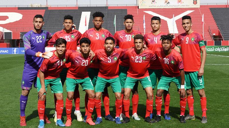 القوة الهجومية ل»أشبال الأطلس» تُرعب شبان «الخضر» الجزائريين في ربع نهائي كأس العرب