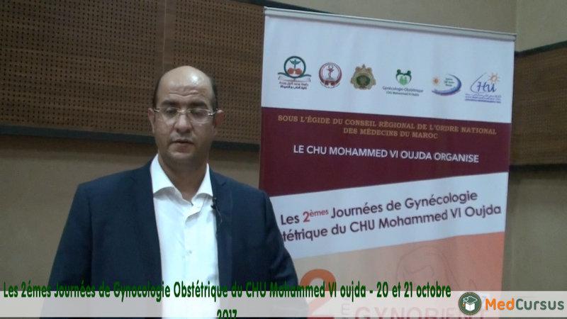 Les 2éme journées de Gynécologie obstétrique du CHU Mohammed VI a oujda – VIDEO