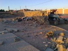 Figuig : l'ancien cimetière « Bihmane » menacé … !…