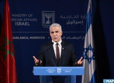 Ministre israélien des AE: le Maroc un leader «courageux» en Afrique et dans le monde arabe