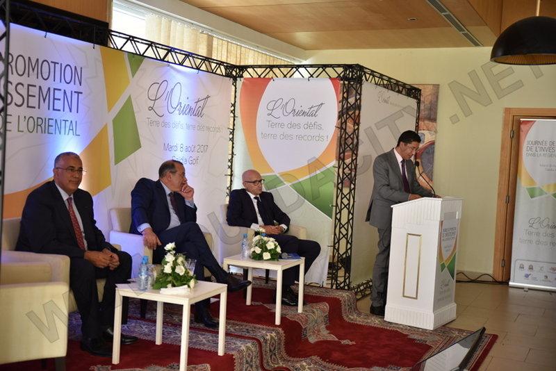مجلس جهة الشرق يخصص 55 مليون درهم لتشجيع الاستثمار وخلق مناصب الشغل بالجهة