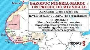 Le gazoduc Nigeria-Maroc sera une réalité