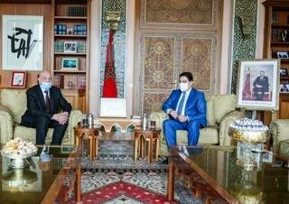Le Maroc, Roi et peuple, interlocuteur honnête, fiable et incontournable dans la crise libyenne