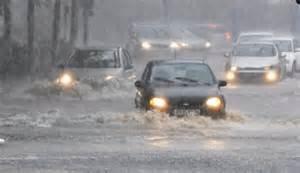 أمطار قوية بالجهة الشرقية وبالعديد من مناطق المملكة