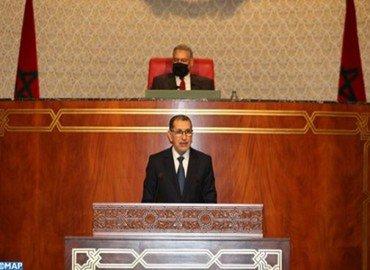 رئيس الحكومة السيد سعد الدين العثماني : ألمغرب على أتم الاستعداد لإنجاح عملية التلقيح التي ستنطلق بمجرد التوصل باللقاحات