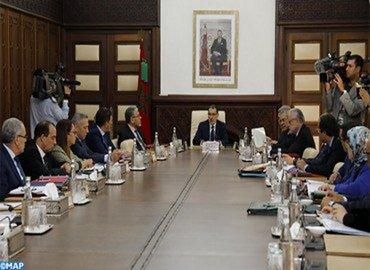 أشغال اجتماع مجلس الحكومة ليوم الخميس 16 يناير 2020