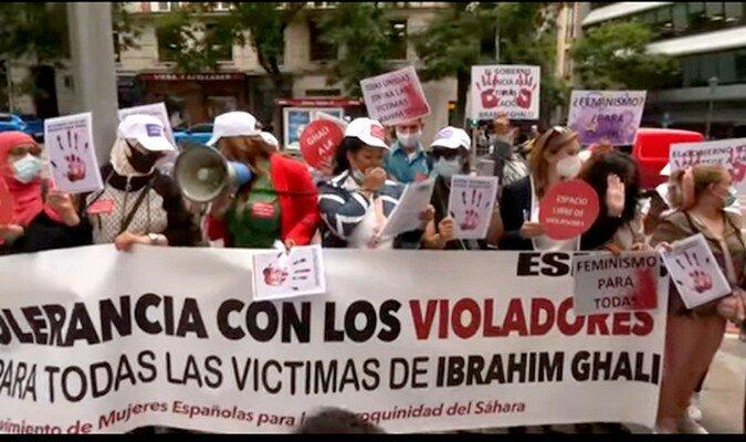 Belle leçon marocaine infligée contre le terropolisarien Brahim Ghali