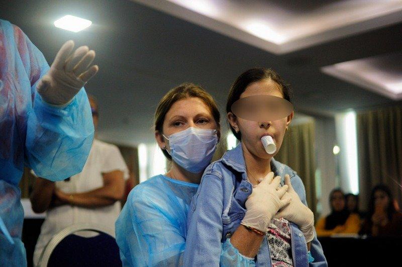 التليف الكيسي:عامل خطر كبير للإصابة بالفيروس التاجي