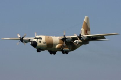 Un avion militaire s'écrase au Maroc, plusieurs dizaines de tués